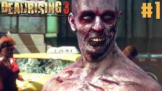 Dead Rising 3 - PC Gameplay Walkthrough Max Settings 1080p Part 1