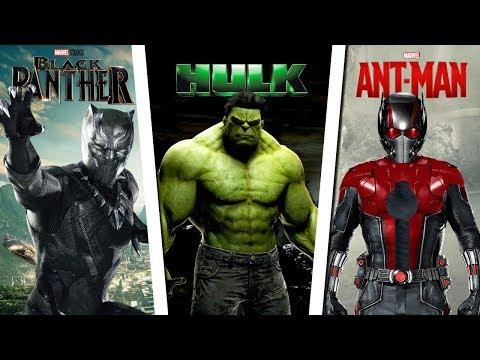 Minecraft - BLACK PANTHER vs THE HULK vs ANTMAN!! WHO IS THE BEST SUPER HERO?? thumbnail