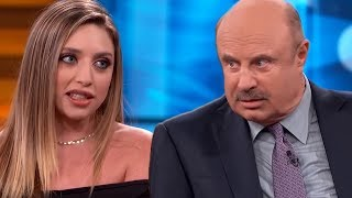 """Dr. Phil Destroys Spoiled Instagram Girl Who'd """"Rather Die Than Be Ugly"""" 🤠"""
