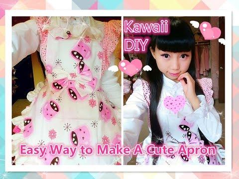 kawaii-diy---easy-way-to-make-a-cute-maid-apron-(costume-and-cosplay)-^^