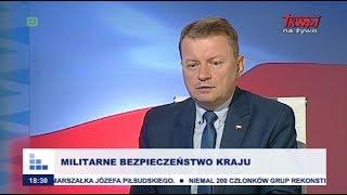 Rozmowy niedokończone: Militarne bezpieczeństwo kraju cz.I