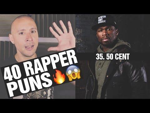 Rapper pun challenge! (Prod. Catch Carter)
