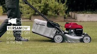 Видео Discover Honda's HRG Lawnmower Range (автор: HondaVideo)