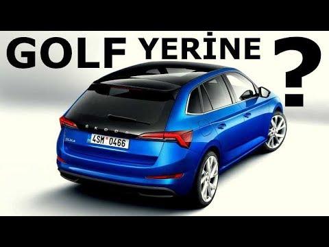 Yeni Skoda Scala Golf'ün Tahtına Göz Dikti