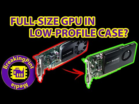 Arcade1Up Pinball FX3 cabinet GPU upgrade (and bonus White Water rant) from BreakingPint Media