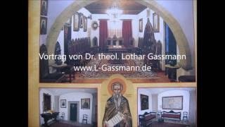 Was Lehren Katholiken Lutheraner Und Taufer Ein Vergleich Von Dr Lothar Gassmann Youtube