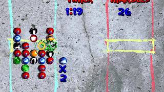 SegaSoft - Lose your Marbles (1997) - Different Playfields