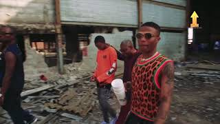 "Starboy ""SOCO"" (behind the scenes) ft Wizkid Terri Spotless & Ceeza Milli"