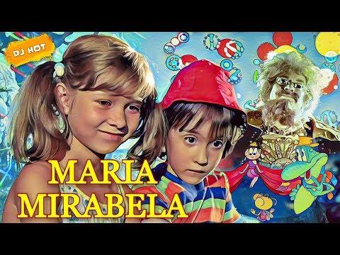 DJ HOT - Мария, Мирабелла (Video Remix) HD