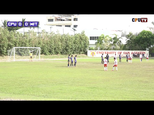 ILOILO PRISAA FOOTBALL MEN WIT VS CPU