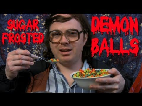 Sugar Frosted Demon Balls Cereal (Comedy Thunder)