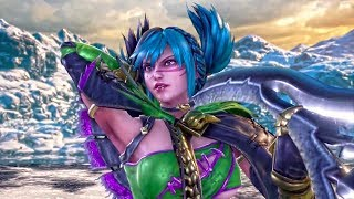 SOUL CALIBUR 6 - Tira Reveal Gameplay Trailer (2018) PS4/Xbox One/PC