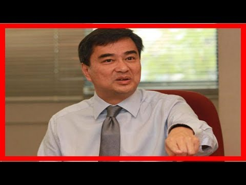 Abhisit: politics after royal cremation