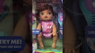 Baby Alive Go Go Bye Bye doll
