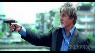 Ek Ajnabee - Superhit Bollywood Action Scenes - Amitabh Bachchan - Arjun Rampal