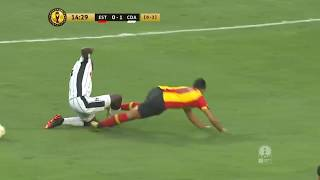 Melhores Momentos: Espérance Sportive de Tunis 4-2 CD 1 DE AGOSTO