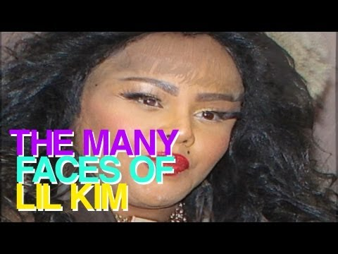 The Many Faces of Lil' Kim