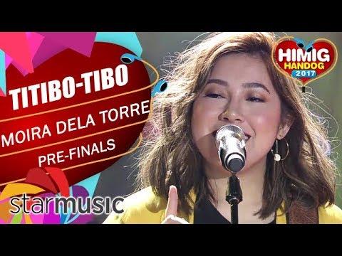 Moira Dela Torre - Titibo-tibo | Himig Handog 2017 (Pre Finals)