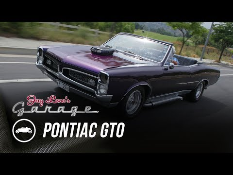 """xXx"" Movie Car 1967 Pontiac GTO - Jay Leno's Garage"