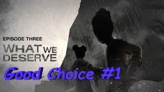 The Walking Dead Michonne Episode 3 What We Deserve - Part 1 Good Choices