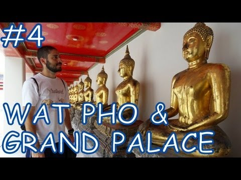 Amazing Thailand #4: Bangkok's Wat Pho and Grand Palace