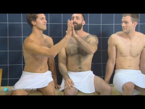 Your buds baloney - Steam Room Stories.com from YouTube · Duration:  2 minutes 42 seconds