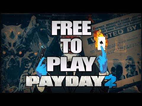 PayDay2 | PEDAZO FREE TO PLAY Noche De Atracos