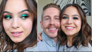 Emerald Holiday Eyes with Bradley! ♡ Thumbnail