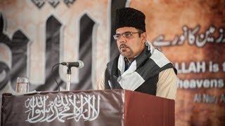Speech - Sadr Majlis Khuddamul Ahmadiyya Canada - Tahir Ahmed