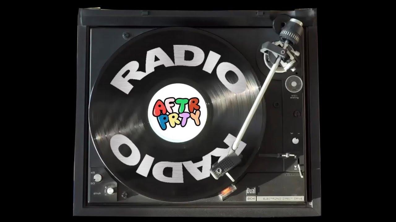 AFTR PRTY Radio Presents: KRSRAGA