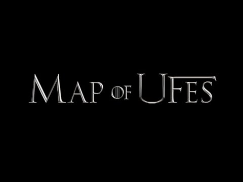 Map of Ufes