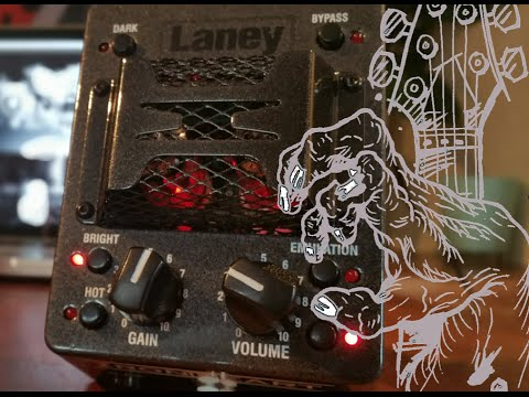 Laney IRT Pulse is here