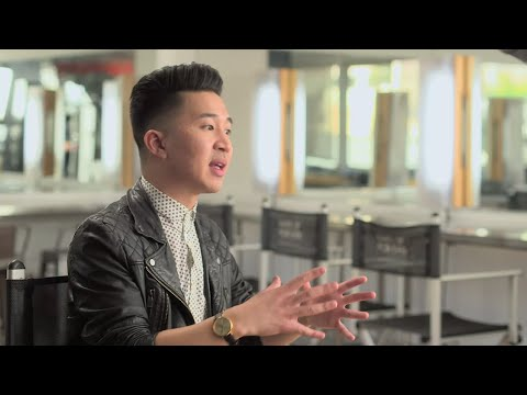 MAKE UP FOR EVER INTERVIEW WITH PRO ARTIST ANTHONY H. NGUYEN
