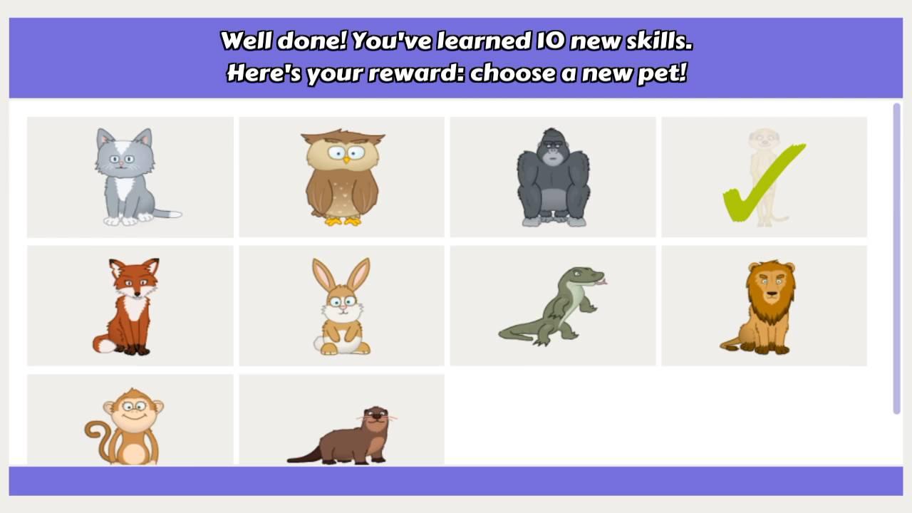 My new 2 pet on sumdog - YouTube