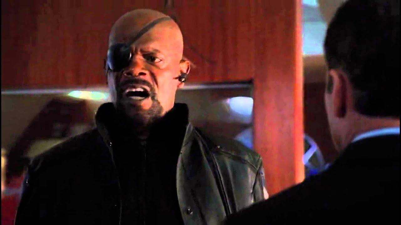 Nicl fury en la cronología de Marvel