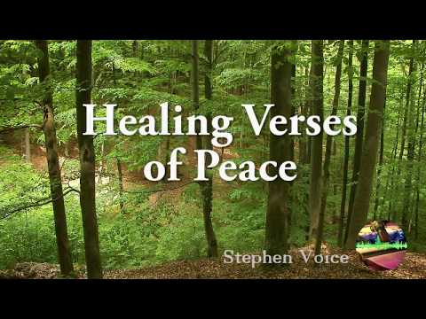 50 Healing Verses of Peace for Anxiety