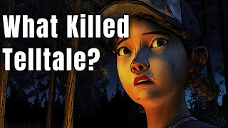 What Killed Telltale Games?