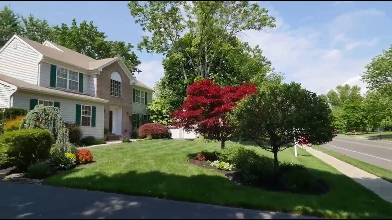 Home For Sale Mercer County 98 Bergen Lawrenceville Nj 08648 Real
