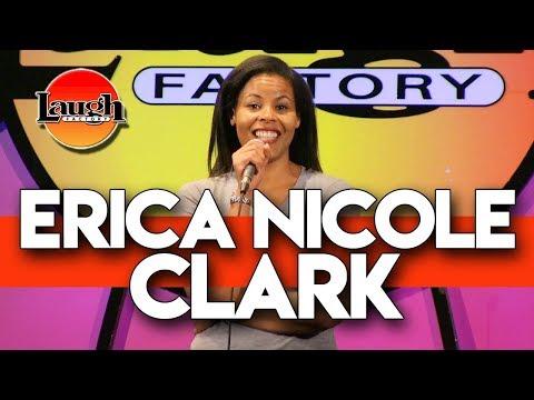 Erica Nicole Clark | Lesbian Bars | Stand-Up Comedy
