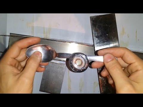 معرفة Inox ستانلس ستيل اصلي او مزيف Stainless Steel واستعماله في خلية الهيدروجين