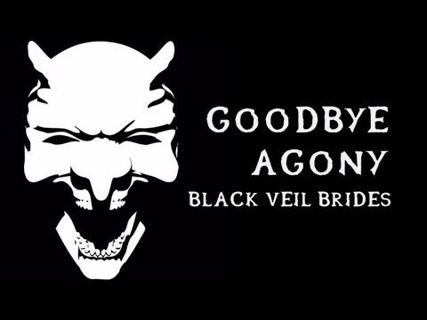 Black Veil Brides - Goodbye Agony (instrumental w/ background vocals)