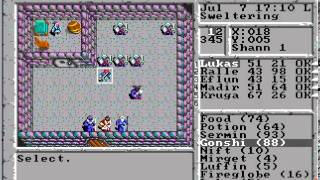 Let's Play Magic Candle 2 Part 2
