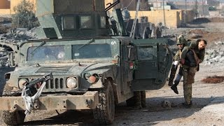 حصريا | القوات العراقية تحرر حيّين وتطوّق آخر في شرق الموصل