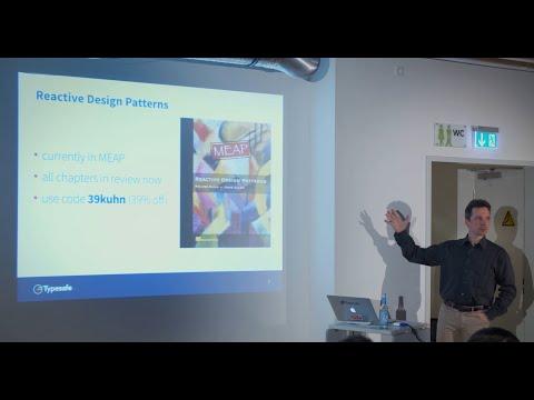 Dr. Roland Kuhn: Reactive Design Patterns