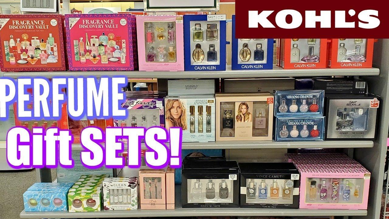 Kohl S Perfume Gift Sets Christmas Ideas Walk Through 2019 Youtube
