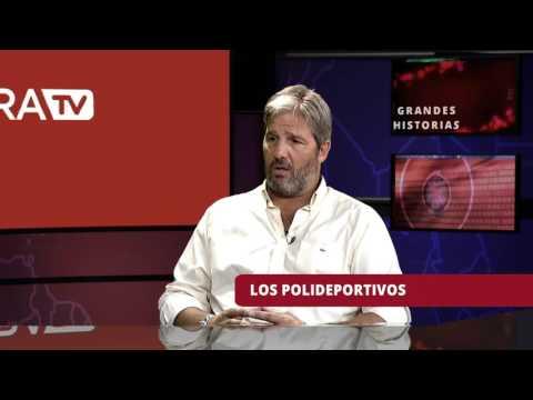El presidente del Emder, Guillermo Volponi, revela que el seleccionado de rugby podría jugar en la ciudad y habla del fútbol de verano