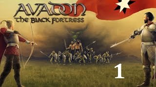 Avadon: The Black Fortress - Part 1 - Intro