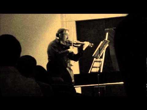 Enrico Gatti – violino barocco