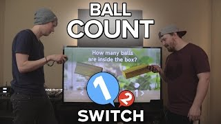 1-2-Switch: Ball Count