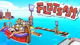 I Heard You Like Boats So I Put City Boats in My Boat City - Flotsam